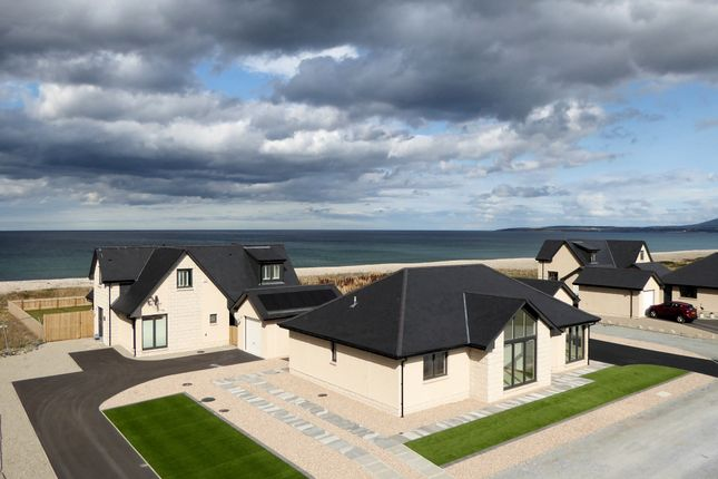 Thumbnail Detached bungalow for sale in Norrie Way, Spey Bay, Fochabers