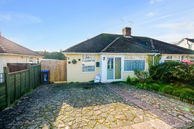 2 bed semi-detached bungalow for sale in Meadowview Road, Sompting, Lancing BN15