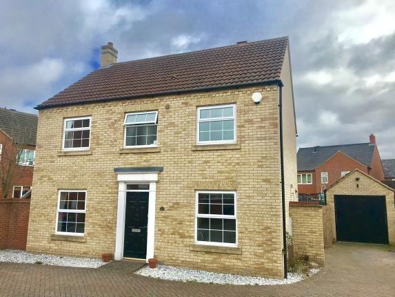 Thumbnail Detached house for sale in Bevington Way, Eynesbury, St. Neots, Cambridgeshire