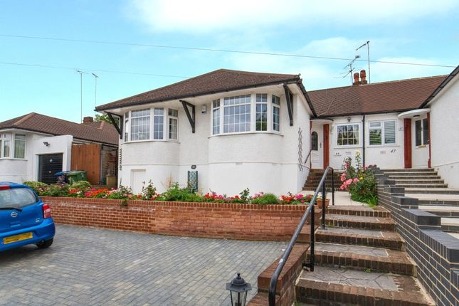 Thumbnail Semi-detached bungalow for sale in Connaught Avenue, Barnet