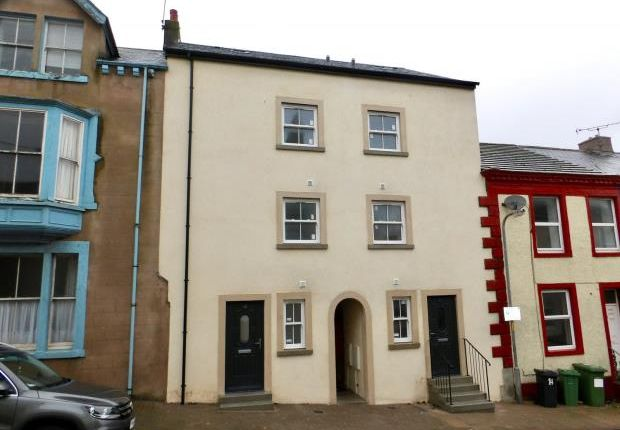 Thumbnail Semi-detached house for sale in High Street, Maryport, Cumbria