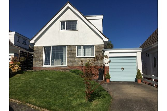 Thumbnail Detached house for sale in Osprey Close, Bryncoch