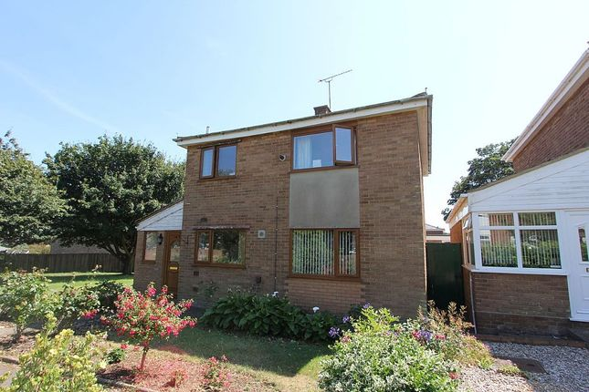 Thumbnail Detached house for sale in 14, Barons Close, Felixstowe, Suffolk