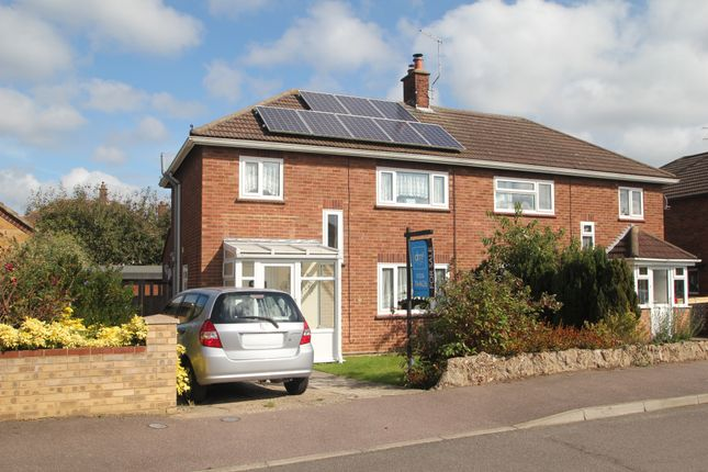 Thumbnail Semi-detached house for sale in Hills Crescent, Prettygate, Colchester, Essex