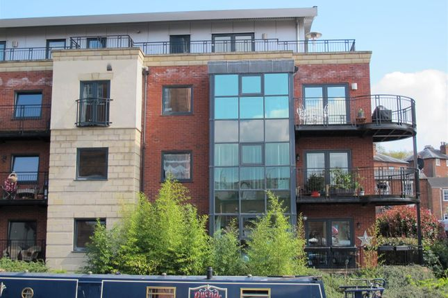 Thumbnail Flat for sale in Diglis Court, Diglis Road, Worcester