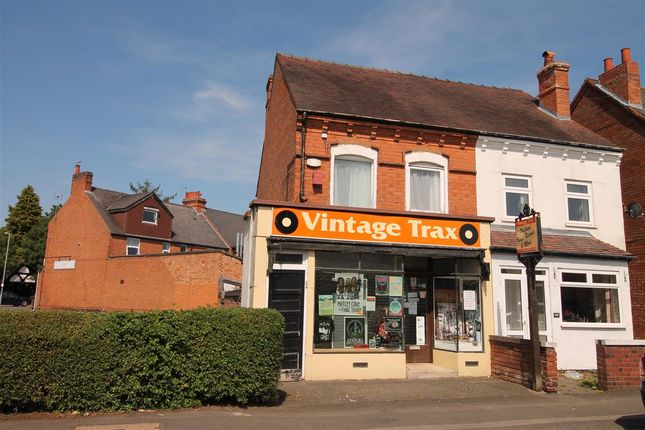 Thumbnail Commercial property for sale in Birchfield Road, Redditch, Redditch
