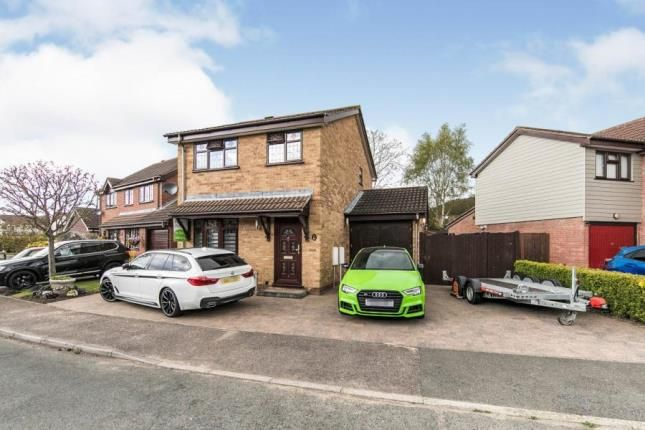 3 bed detached house for sale in Great Cornard, Sudbury, Suffolk CO10