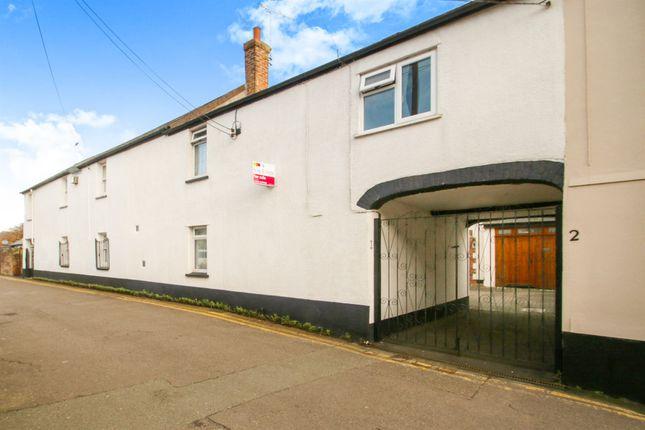 Thumbnail Cottage for sale in White Hart Lane, Wellington