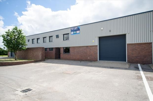 Thumbnail Light industrial to let in Unit 16, Drome Road, Zone 1 North, Deeside Industrial Estate