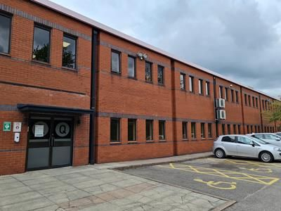 Office to let in Quantum House, Ground Floor Office Suite, Salmon Fields, Royton, Oldham