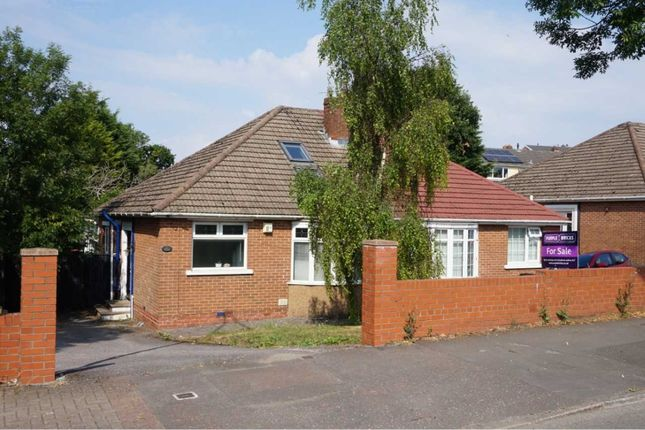 Thumbnail Bungalow for sale in Pontypridd Road, Barry