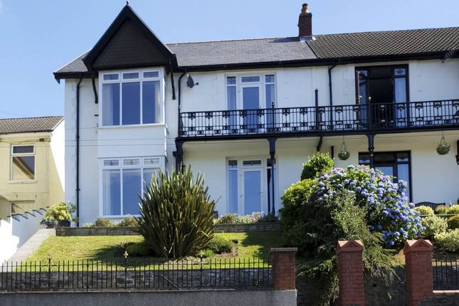 Thumbnail Semi-detached house for sale in Ystrad -, Pentre