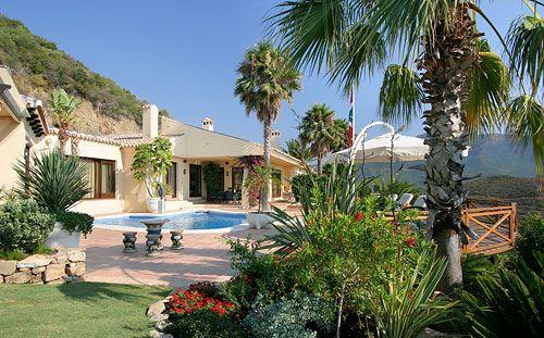 Pool Area of Spain, Málaga, Benahavís