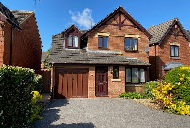 Thumbnail Detached house for sale in The Cornfields, Wick St Lawrence, Weston-Super-Mare