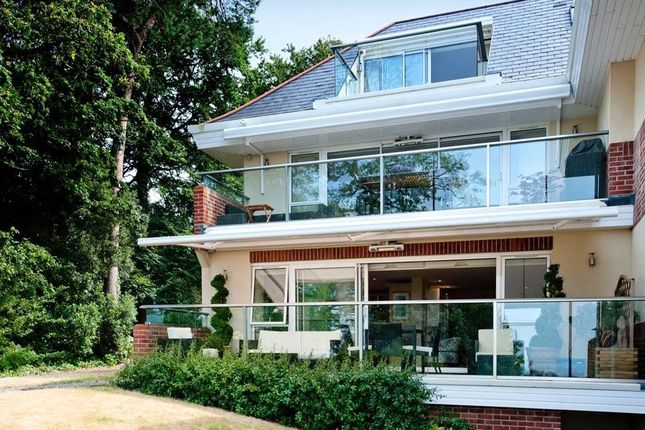 Thumbnail Flat for sale in Highmoor Close, Lower Parkstone, Poole, Dorset