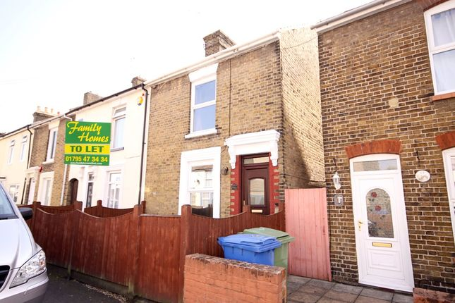 Thumbnail Property to rent in Shortlands Road, Sittingbourne