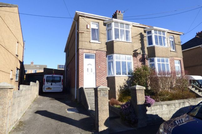 3 bed semi-detached house for sale in Molesworth Road, Plympton, Plymouth