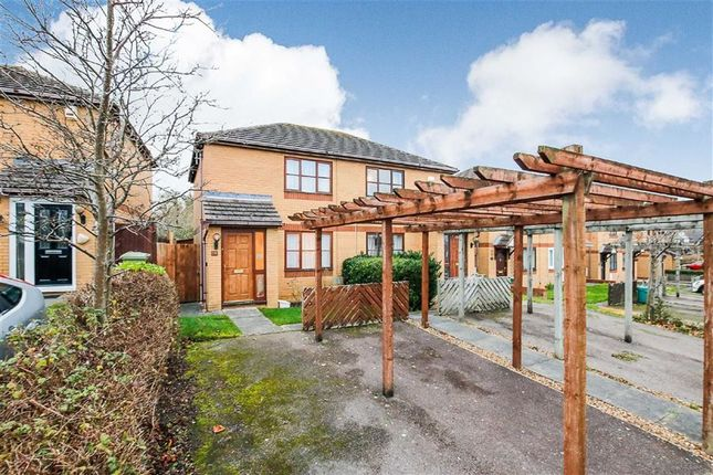 2 bed semi-detached house to rent in Wimbourne Crescent, Westcroft, Milton Keynes