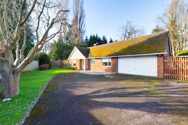 3 bed detached bungalow for sale in Orchard Close, Cressage, Shrewsbury SY5