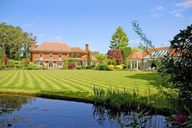 Thumbnail Country house for sale in Adlams Lane, Sway, Lymington