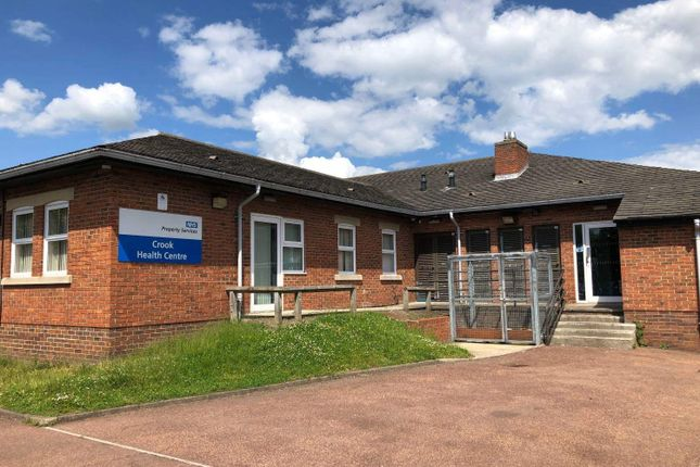 Office for sale in Crook Health Centre, 31-32 Hope Street, Crook
