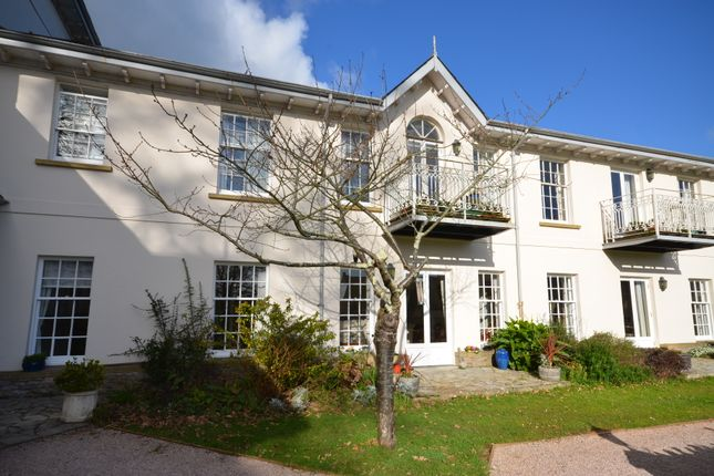Thumbnail Flat for sale in 28 The Priory, Priory Road, Abbotskerswell, Devon