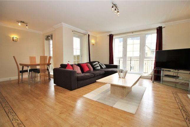Thumbnail Flat to rent in Riverside House, Fobney Street, Reading, Berkshire