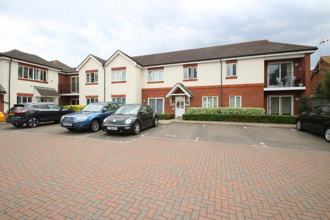 Thumbnail Flat for sale in Aspen Green, Ashingdon Road, Ashingdon
