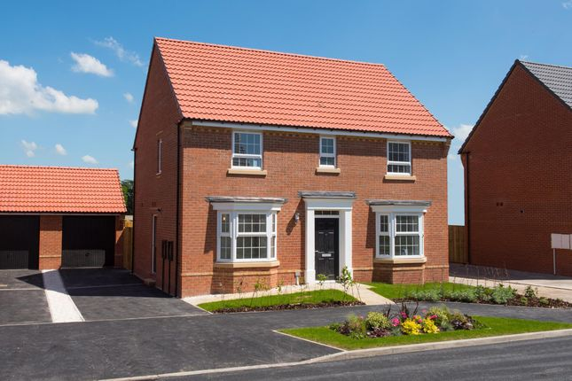 """Thumbnail Detached house for sale in """"Bradgate"""" at Kensey Road, Mickleover, Derby"""