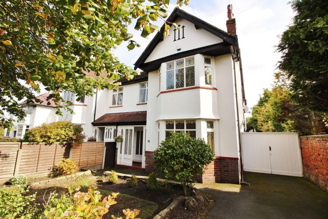Thumbnail Semi-detached house to rent in Emmanuel Road, Southport
