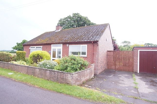 Thumbnail Detached bungalow for sale in High Woodbank, Brisco, Carlisle, Cumbria