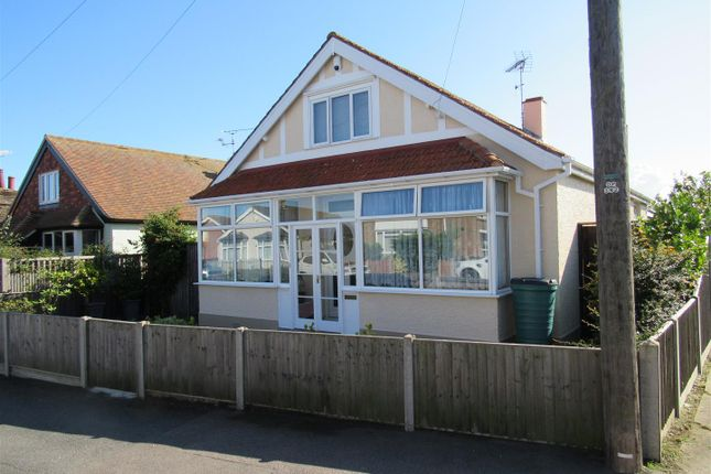 Thumbnail Detached bungalow for sale in Grand Drive, Herne Bay