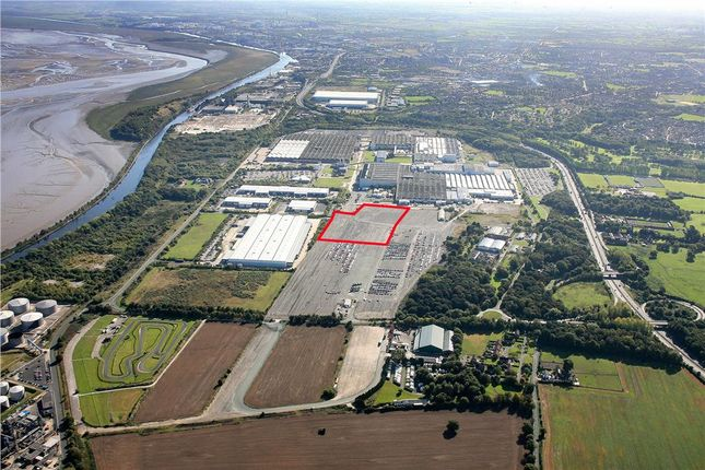 Thumbnail Land to let in West Road, Ellesmere Port, Wirral