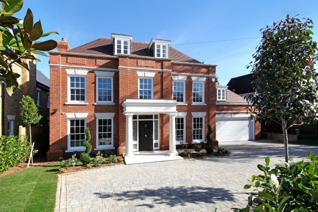 Thumbnail Detached house for sale in Weybridge Park, Weybridge, Surrey