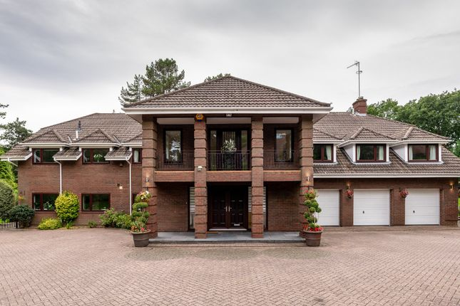 Thumbnail Detached house for sale in Dunedin Drive, Barnt Green, Birmingham