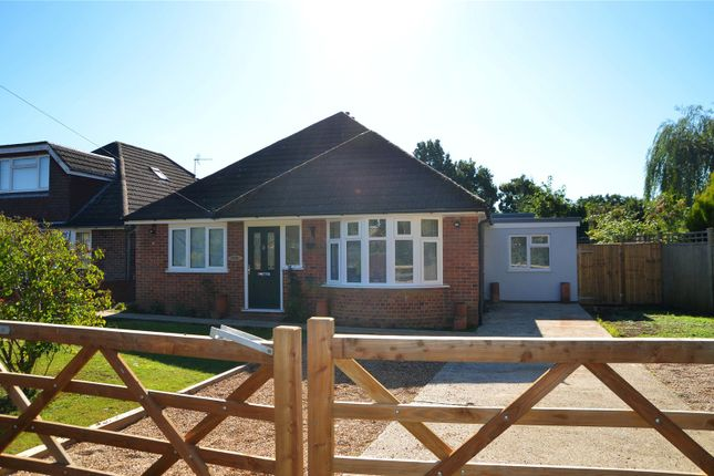 Thumbnail Detached bungalow for sale in Firs Road, Tilehurst, Reading, Berkshire