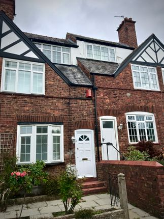 Thumbnail Terraced house to rent in Lawrence Road, Altrincham, Altrincham