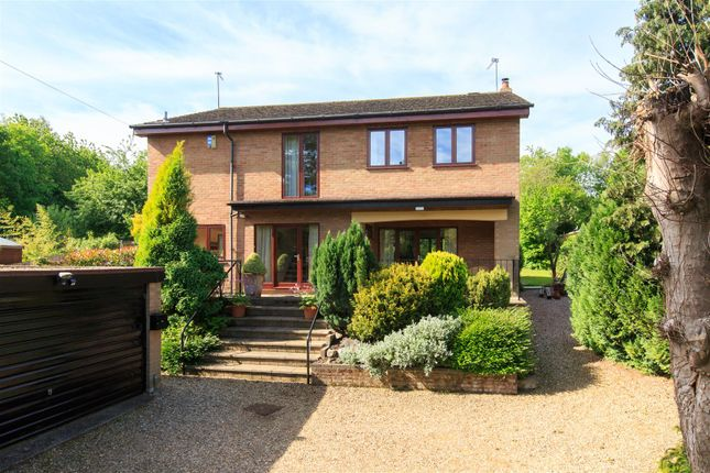Thumbnail Detached house for sale in Old Costessey, Norwich
