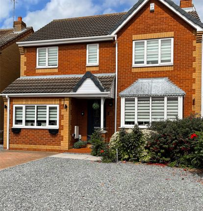 Detached house for sale in Waterland Close, Hedon, Hull