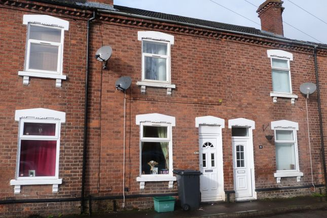 Thumbnail Terraced house to rent in Alney Terrace, Gloucester
