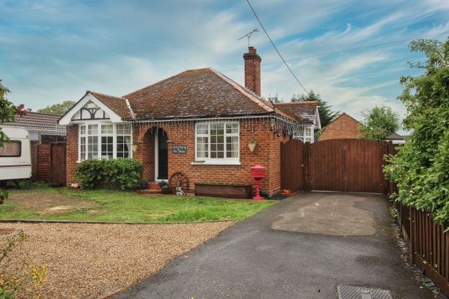 Thumbnail Detached bungalow for sale in Anchor Road, Tiptree, Colchester