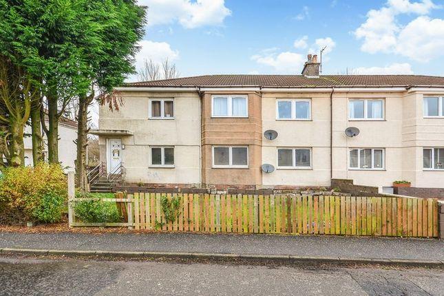 Thumbnail Flat for sale in Kelvin Way, Kilsyth, Glasgow