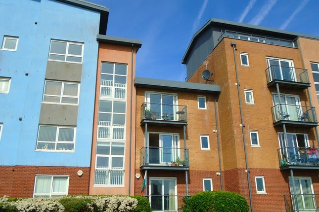 Thumbnail Flat for sale in Cwrt Westfa, North Dock, Llanelli