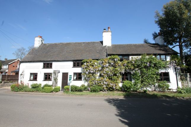 Thumbnail Cottage for sale in Main Road, Ratcliffe Culey, Atherstone
