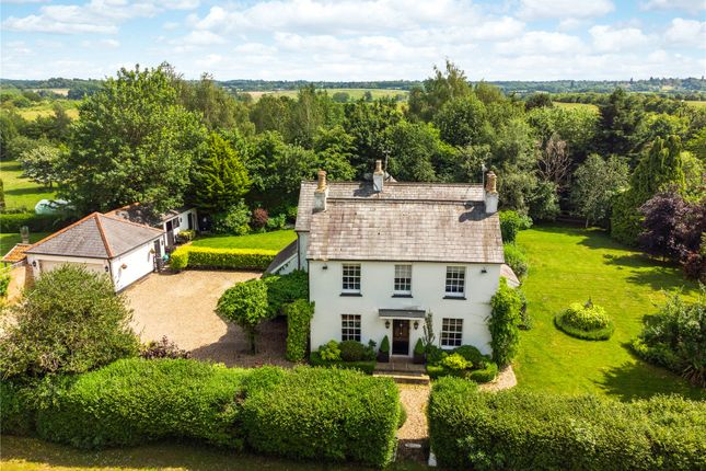 Thumbnail Detached house for sale in East End Green, Hertford
