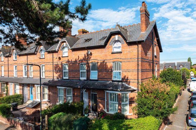 Thumbnail End terrace house for sale in Meyrick Street, Whitecross, Hereford