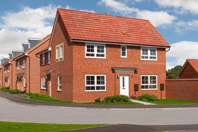 "Thumbnail Detached house for sale in ""Ennerdale"" at Tiber Road, North Hykeham, Lincoln"