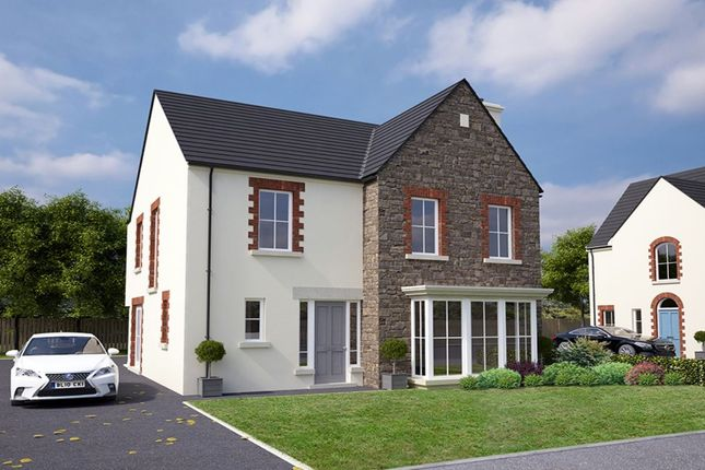 Thumbnail Detached house for sale in Sloanehill, Comber Road, Killyleagh