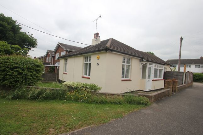 Thumbnail Detached bungalow for sale in Plumberow Avenue, Hockley