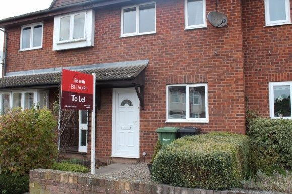 Thumbnail Terraced house to rent in The Vines, Grandstand Road, Hereford